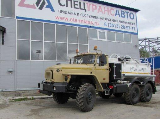 АТЗ-6,5 на шасси Урал 4320-1112-61Е5