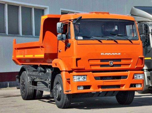 Самосвал КАМАЗ 53605-48(A5)