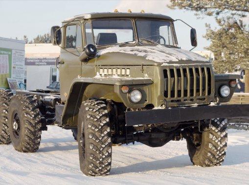 Шасси Урал 4320-1112-61Е5