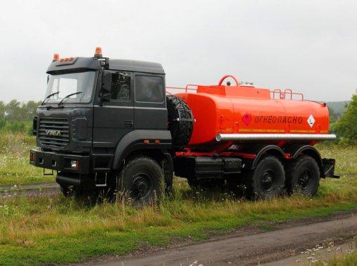 АТЗ-10 на шасси Урал 5557-80Е5