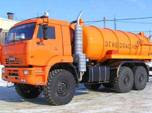 АКН-12 КАМАЗ-65115