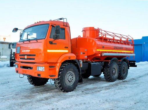 АТЗ-11 на шасси КАМАЗ 43118