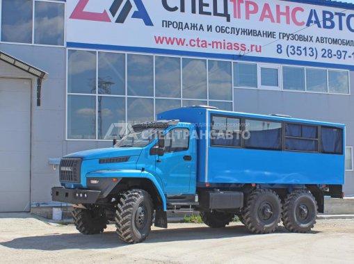 Фото: Вахтовый Автобус Урал Next 32551-5013-71Е5