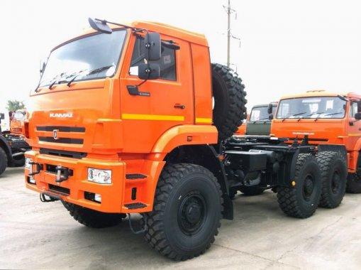 Фото: Седельный тягач КАМАЗ 65225-53
