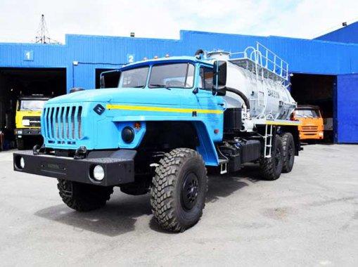 МВ-10 на шасси Урал 4320-60Е5