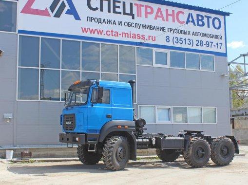 Фото: Седельный тягач Урал 44202-82Е5