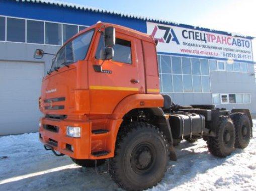 Фото: Седельный тягач КАМАЗ 53504-50