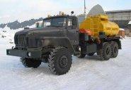 Агрегат для Кислотной обработки скважин СИН-32 на шасси Урал 4320