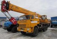 Фото: Автокран КС55713-5 Галичанин КАМАЗ 43118