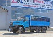 Вахтовый Автобус на шасси Урал Next 32551-5013-71