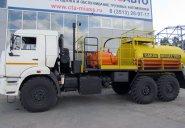 Фото Агрегат для Кислотной обработки скважин СИН-32 на шасси КамАЗ 43118