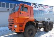 Фото: Седельный тягач КАМАЗ 53504-6030-50