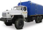 ППУА УРАЛ-4320