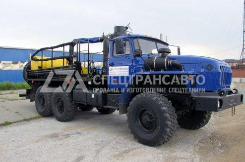 АДПМ 12/150 на шасси Урал 4320-70