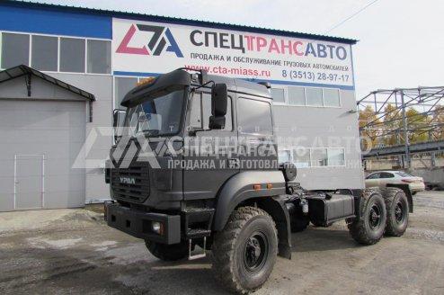 Шасси Урал 4320-80М
