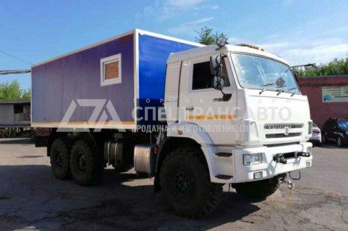 Фото: Изотермический фургон Камаз 43118