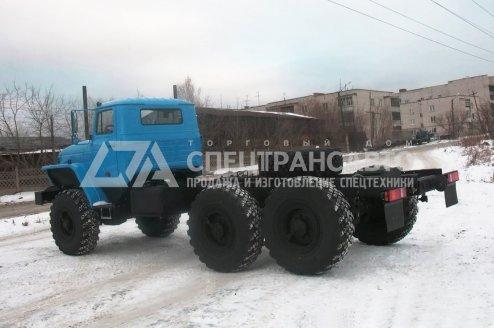 Шасси Урал 5557-1112-60Е5