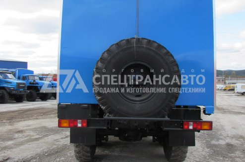 Вахтовый Автобус Урал NEXT
