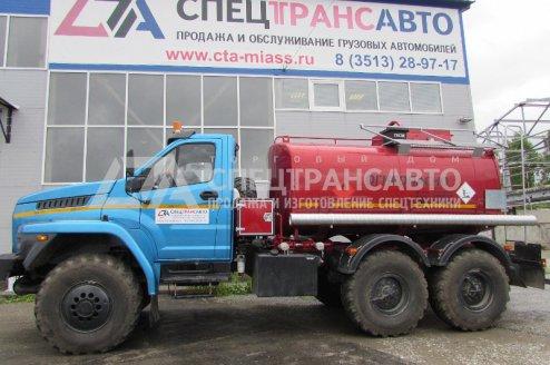 Фото: АТЗ-8 Урал NEXT 5557-6151-72Е5