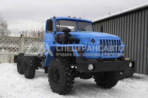 Шасси Урал 5557-1112-72Е5