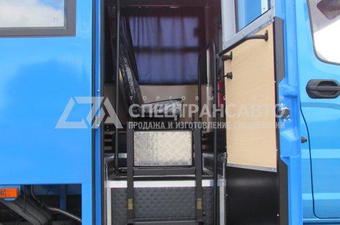 Фото: Вахтовый Автобус Урал NEXT