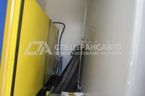 Фото: ППУ 1600/100 на шасси Урал 4320-60