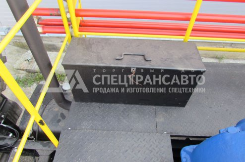 Агрегат цементировочный на шасси КамАЗ 43118-46