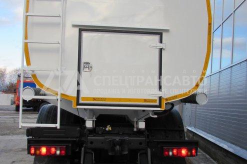 Фото: АЦПТ-17 на шасси КАМАЗ 65224-53