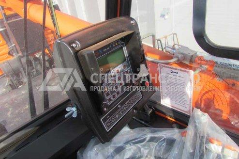 Автокран  КС 55713-5К-1 Клинцы на шасси КАМАЗ 43118