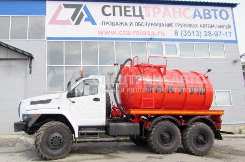 Фото: МВ-10 на шасси Урал Next