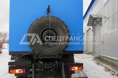 Фото: ППУ 1600/100 на шасси КАМАЗ 43118-50