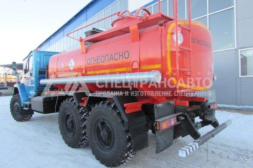 Автоцистерна АЦ-10 на шасси Урал Next 4320-6952-72Г38