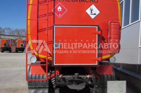 АТЗ-17 на шасси КамАЗ 65115