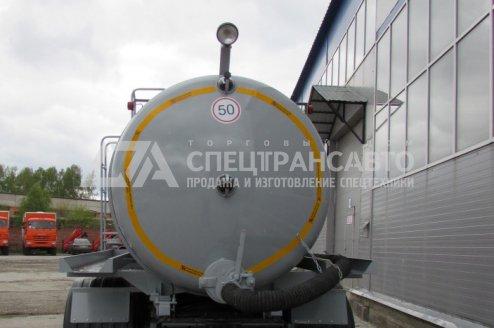 МВ-8  Камаз-4325