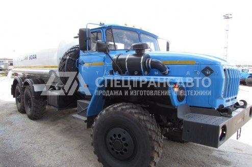 Фото: АЦПТ-10 на шасси Урал 4320-60Е5