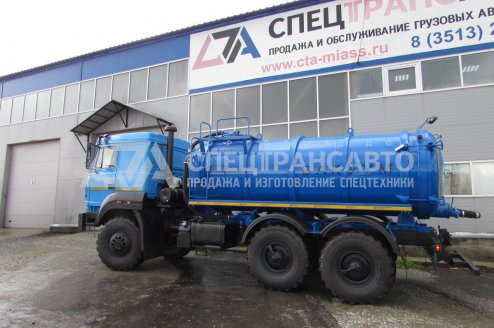 МВ-10 на шасси Урал 4320-4972-80М