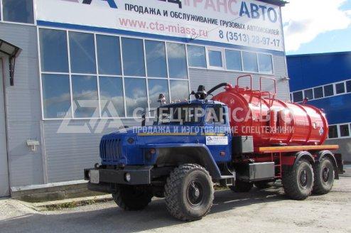 Фото: АКН-11 на шасси Урал 4320