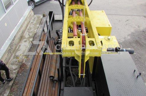 Фото: Буровая установка ПБУ на шасси УРАЛ NEXT 4320-6982-72