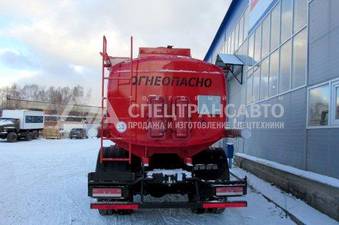Фото: АТЗ-10,5 на шасси КамАЗ 53605-48 А5