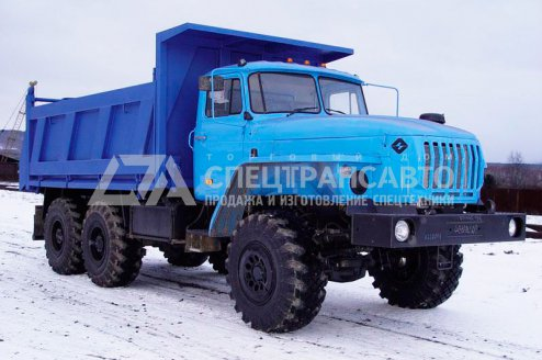 Фото: Самосвал Урал 4320-60Е5