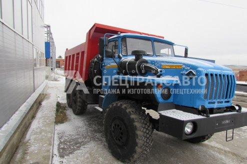 Самосвал Урал 55571-1121-60