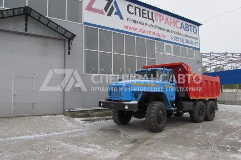 Фото: Самосвал Урал 55571-0121-60Е5
