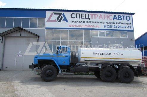 АЦПТ-10 на шасси Урал 4320-60Е5