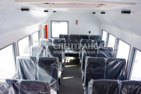 Фото: Вахтовый автобус Камаз 43118 22 места