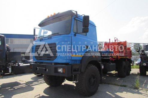 Агрегат цементировочный СИН-32  на шасси Урал 4320-4971-80М