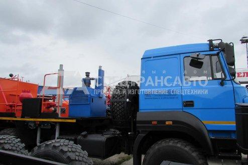 Фото: Агрегат цементировочный СИН-32  на шасси Урал 4320-4971-80Е5