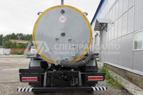 Фото: МВ-10 на шасси КАМАЗ 43118