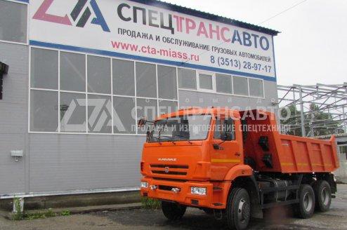 Фото: Самосвал КАМАЗ 65111-48 (А5)