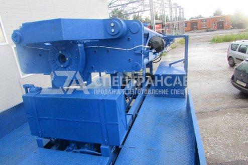 Буровая установка АЗА-3М на шасси КамАЗ 43118