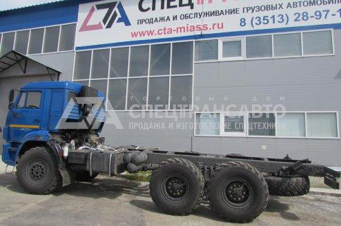 Шасси КамАЗ 43118-46